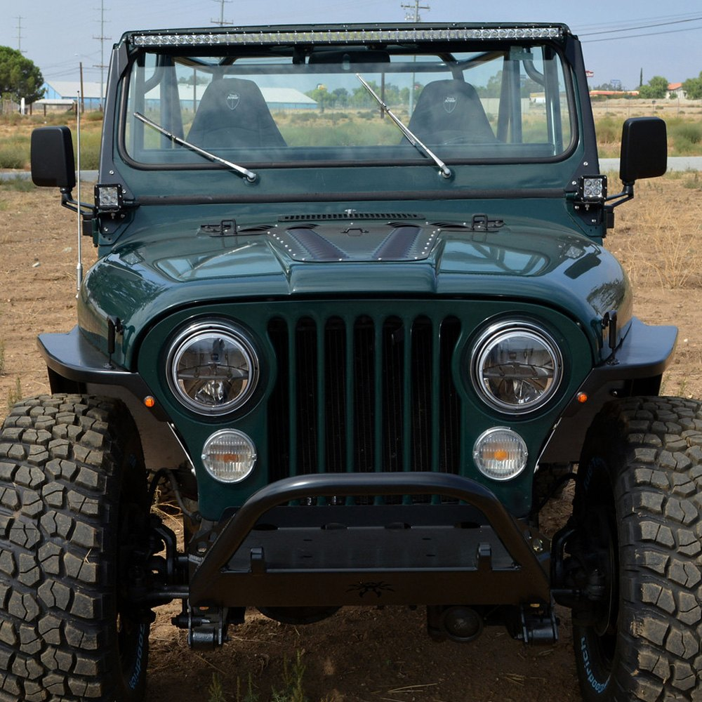 Poison Spyder Customs 174 45 12 R50 Windshield Frame Mounts