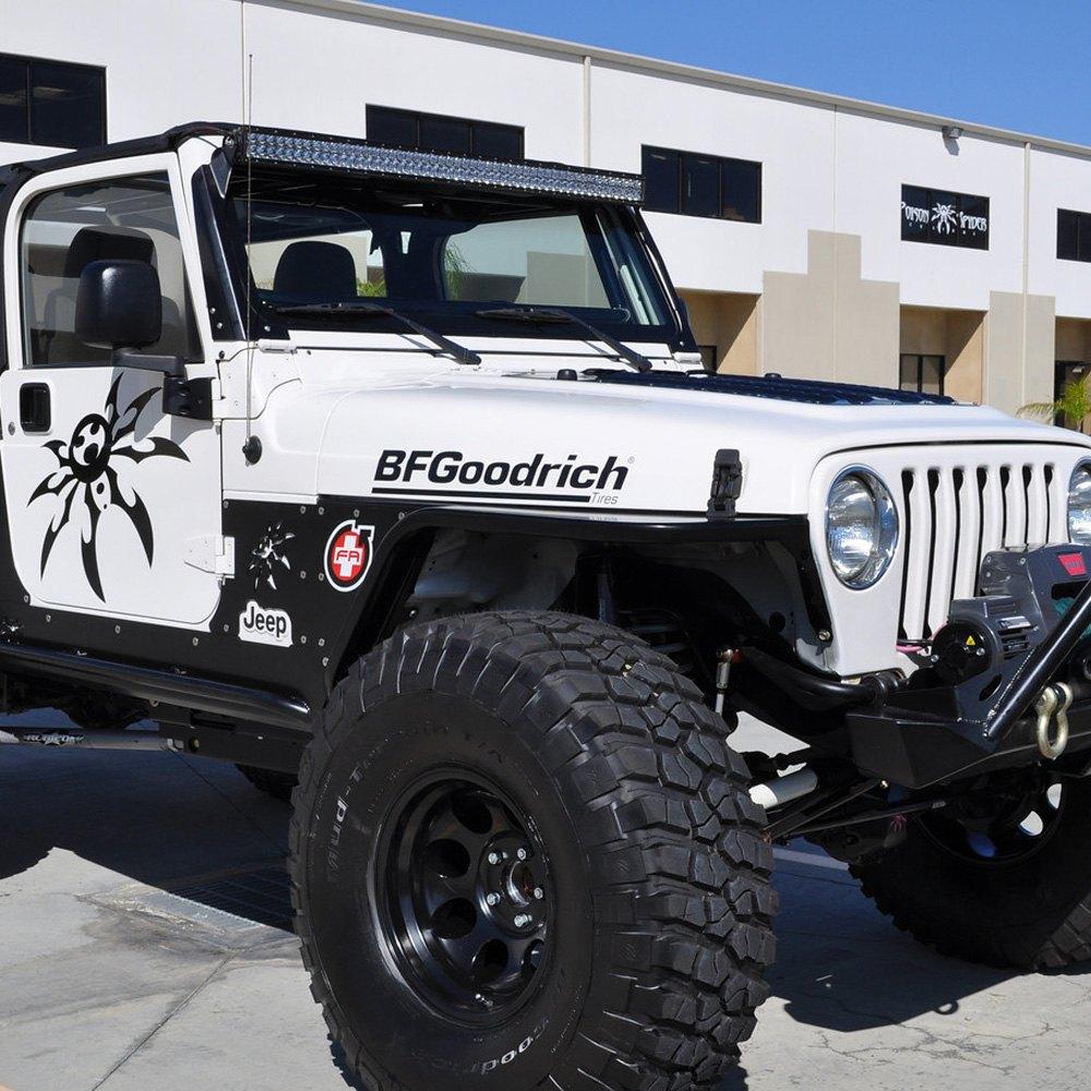 Jeep Tj Windshield Frame