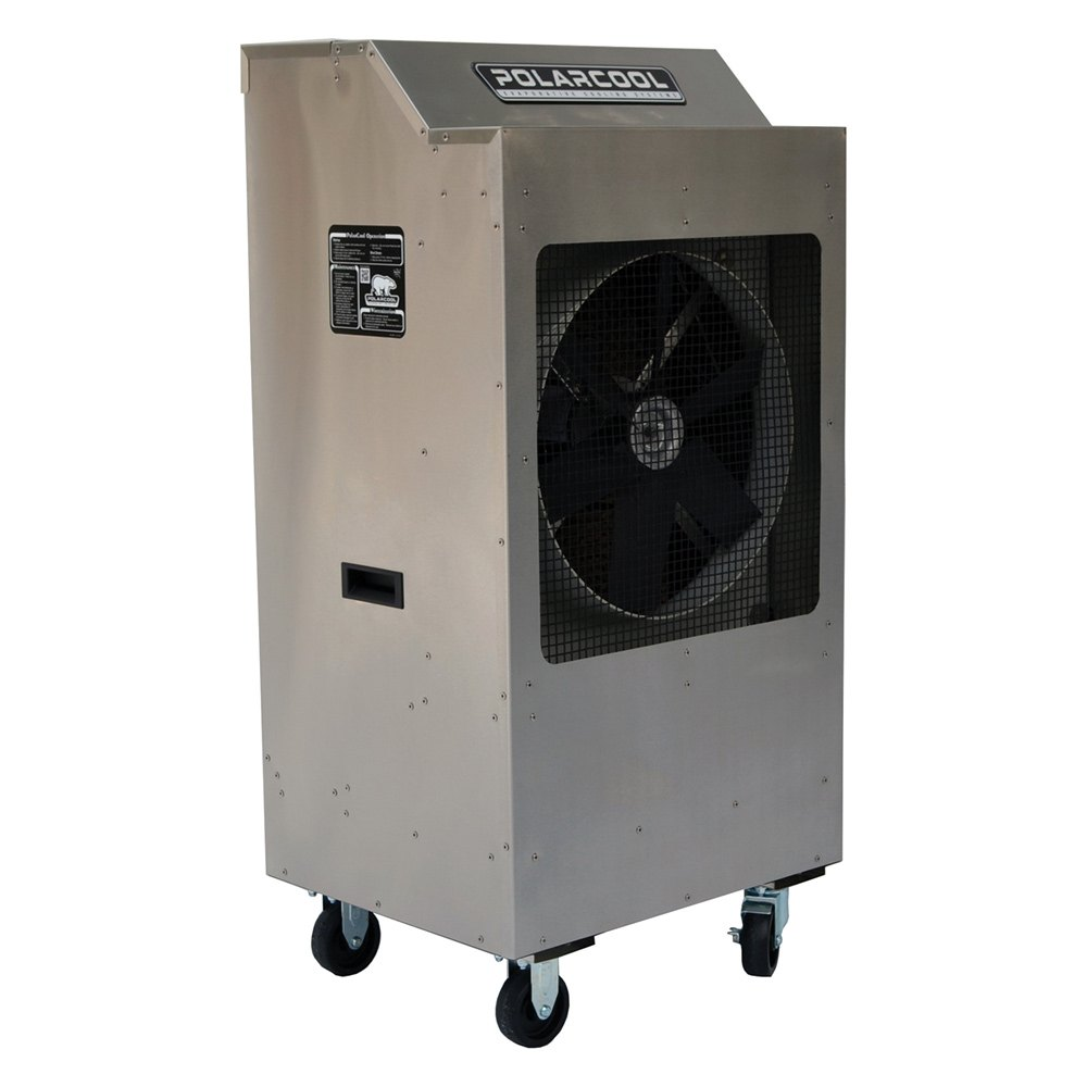 Swamp Cooler Replacement Fan : Polar cool fans  quot variable speed portable