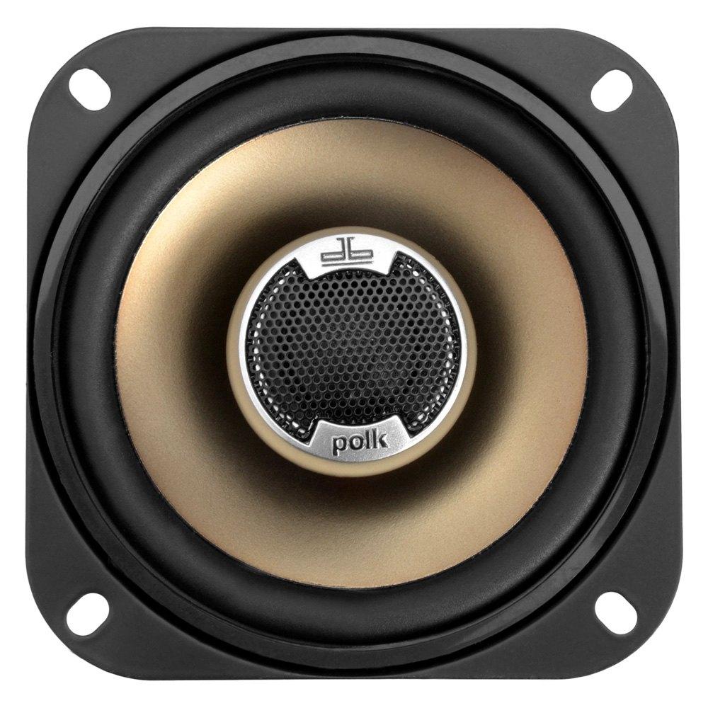 "4"" 2-Way Db Series 270W Coaxial Speakers"