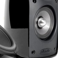 Polk Audio® - Cabinet Speakers
