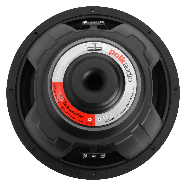 polk audio 12 quot db series 720w 4 ohm dvc subwoofer 47192113811 ebay
