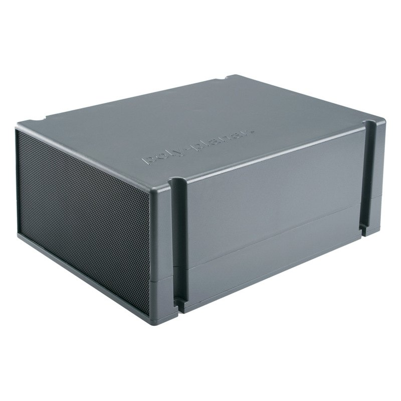Compact subwoofer box
