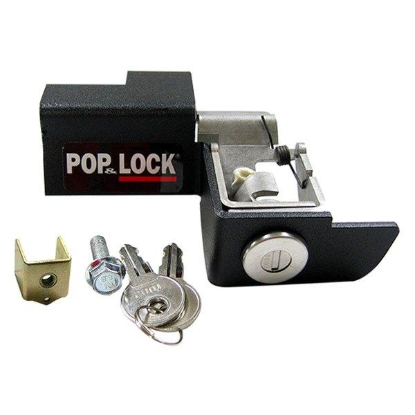 POP N LOCK PL1300 Black Manual Tailgate Lock For 2007 /& Up Silverado//Sierra