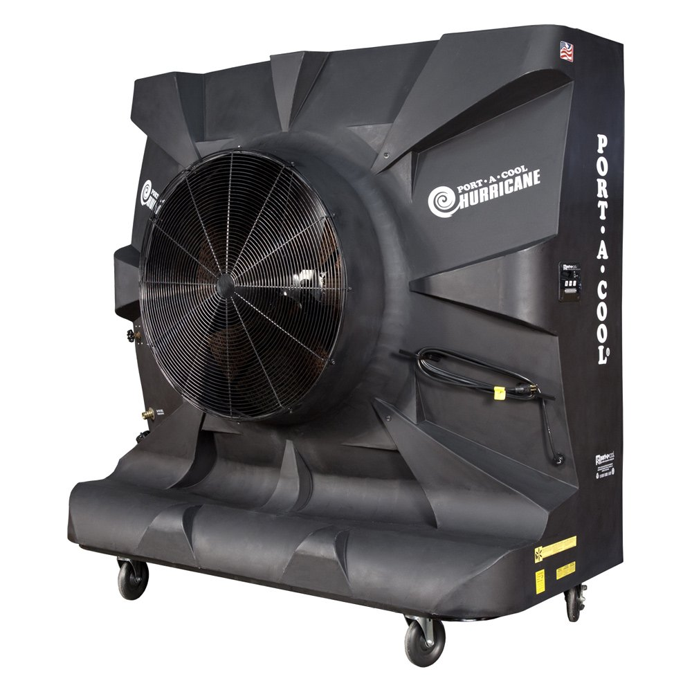 Port      ACool      PACHR3600  Hurricane       3600       Evaporative       Cooler