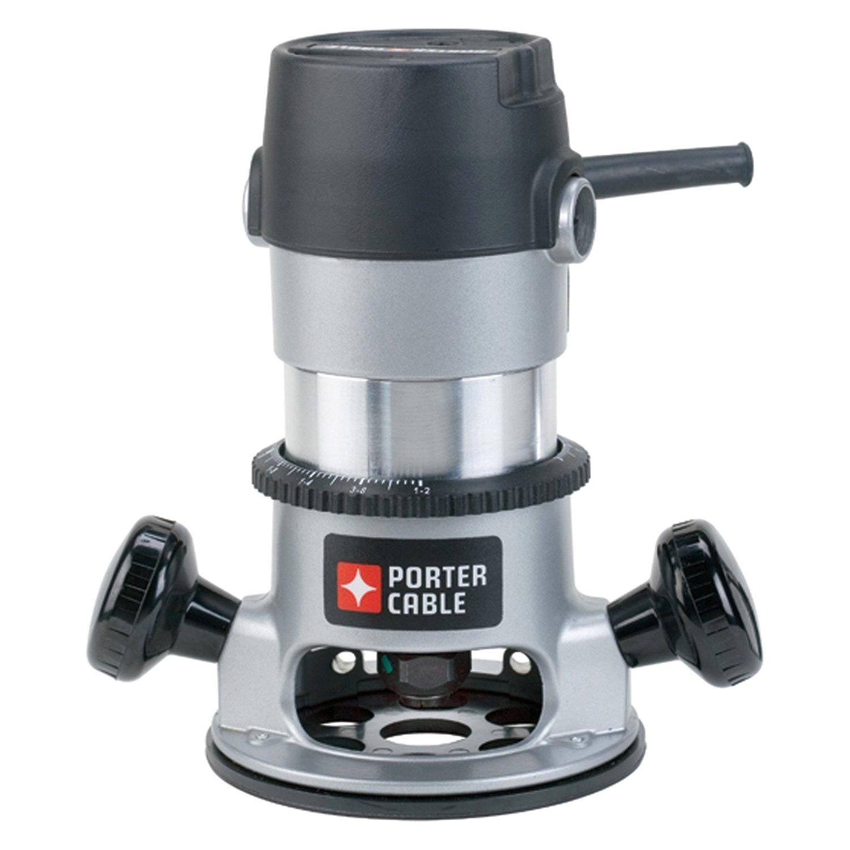 Porter cable 1 3 4 hp router kit for Porter porter