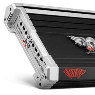 Power Acoustik® - Crypt Series Amplifier