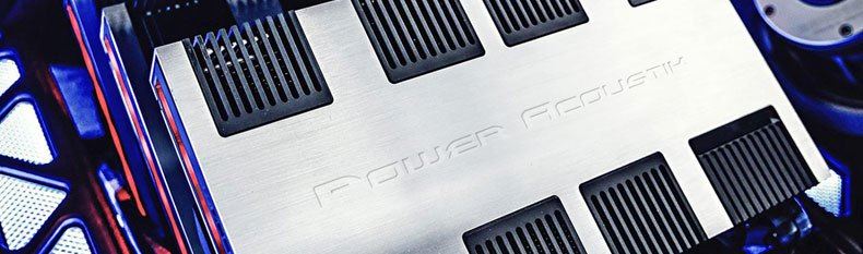 Power Acoustik Accessories