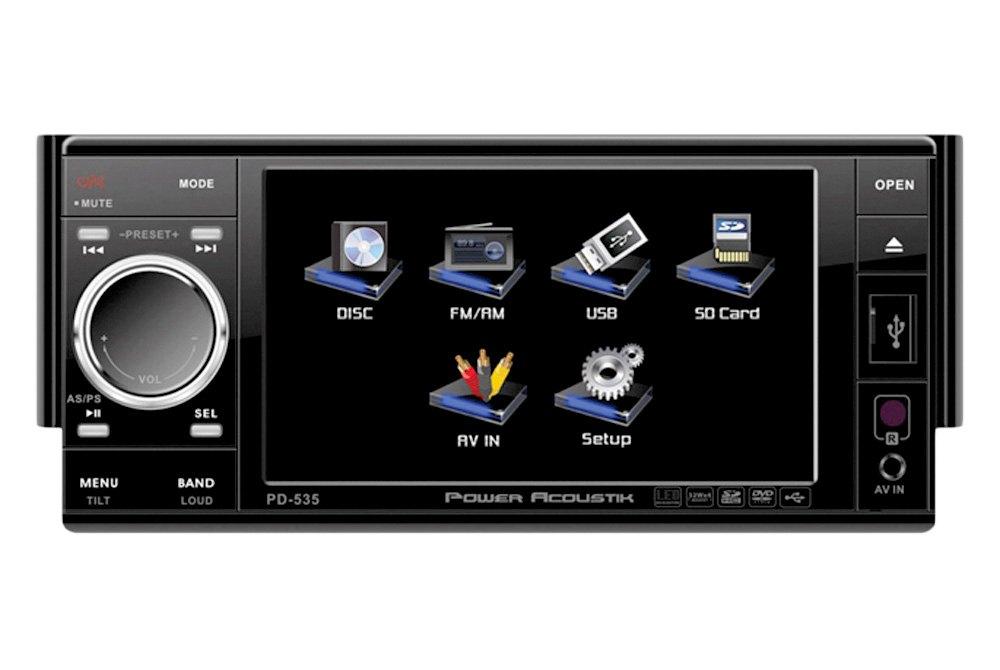 2on Pioneer Dvd Car Stereo