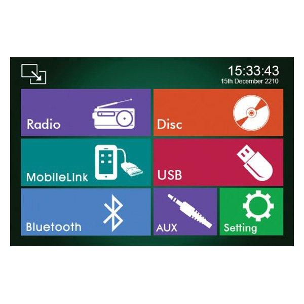 Power Acoustik PDN-626B Double-DIN In-Dash GPS. - Walmart