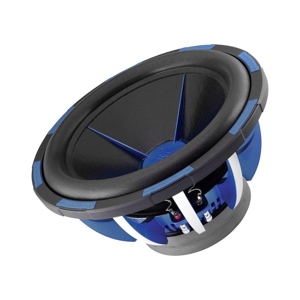 Power acoustik mofo154x 15 quot mofo series 3000w 4 ohm dvc subwoofer