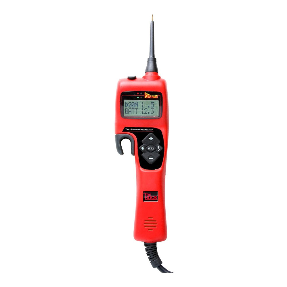 Hook Probe Tester : Power probe pph hook ultimate circuit tester