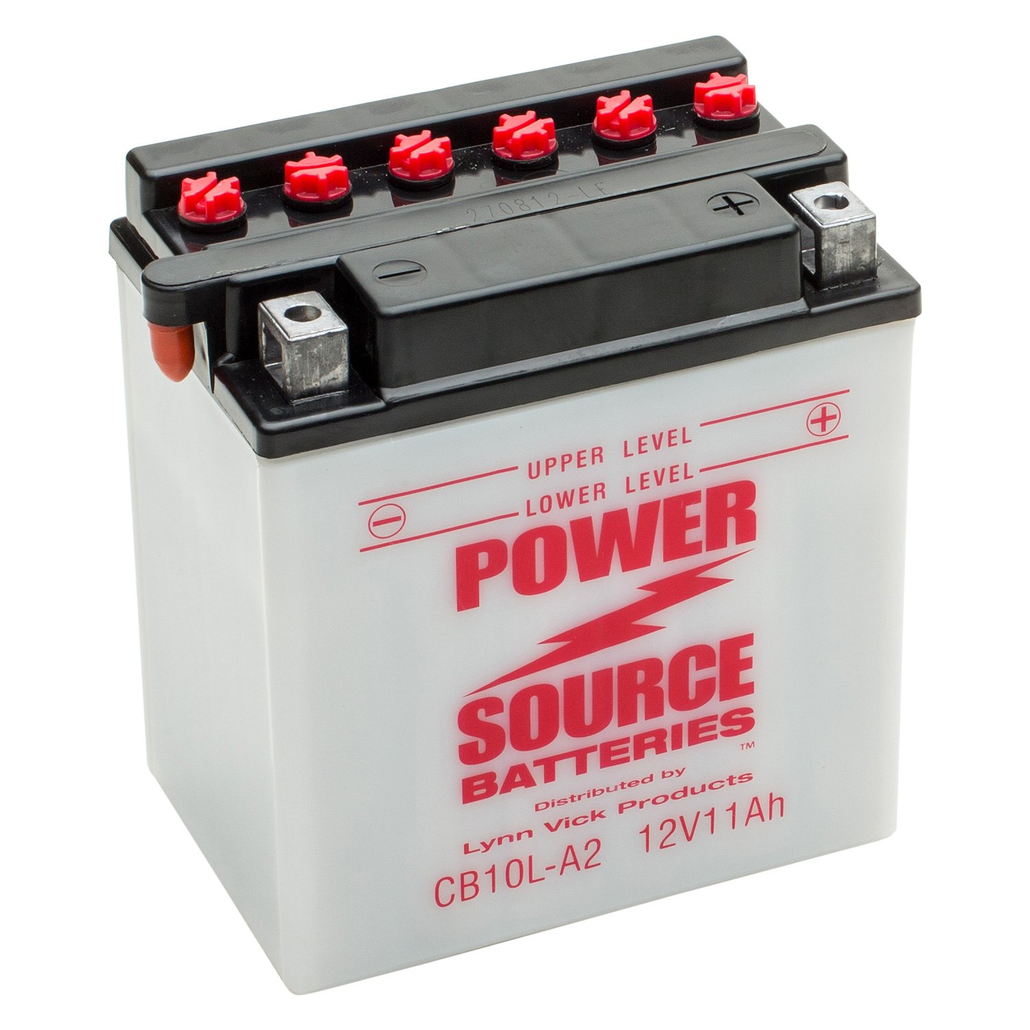 power source batteries cb10l a2 12 volt conventional battery. Black Bedroom Furniture Sets. Home Design Ideas