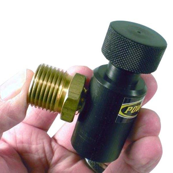 power tank   pin valve fill adapter