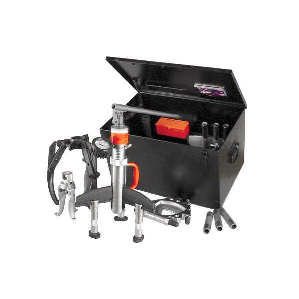 Hydraulic Puller Power Team : Power team? hydraulic pusher puller kit