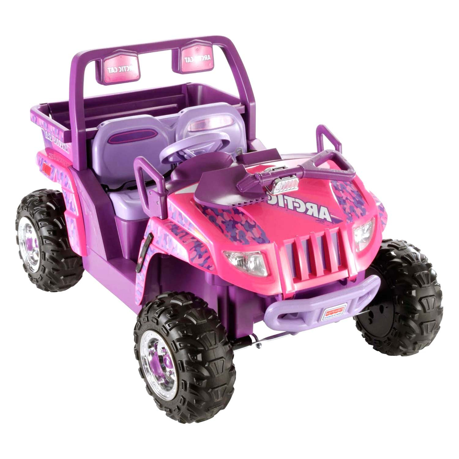 100 jeep pink jeep willys page 32 team bhp xtreme for Pink mercedes benz power wheels