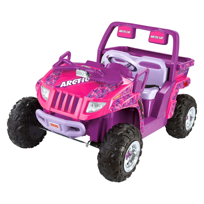 Power wheels 174 ccg93 pink arctic cat