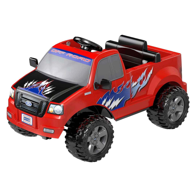Power Wheels 174 Dmk75 Red Ford Lil F 150