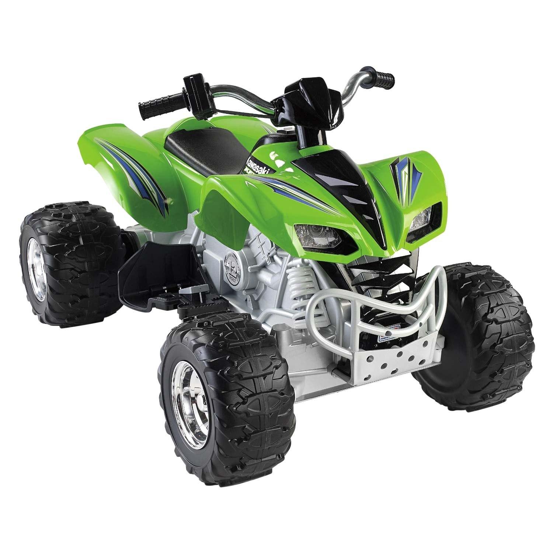 Power Wheels 174 X6641 Green Kawasaki Kfx