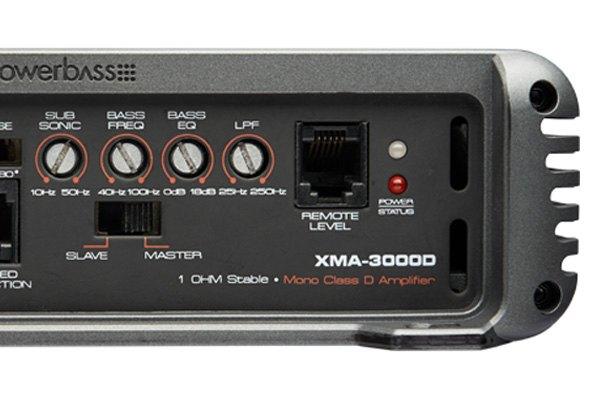 PowerBass® XMA-3000D - Mono Block Compact 3000W Amplifier