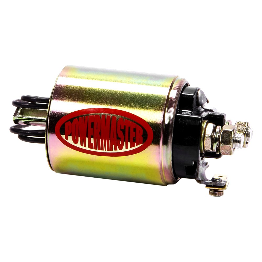 Powermaster® 601 - Replacement Starter Solenoid for All OSGR Hitachi Style  Starters