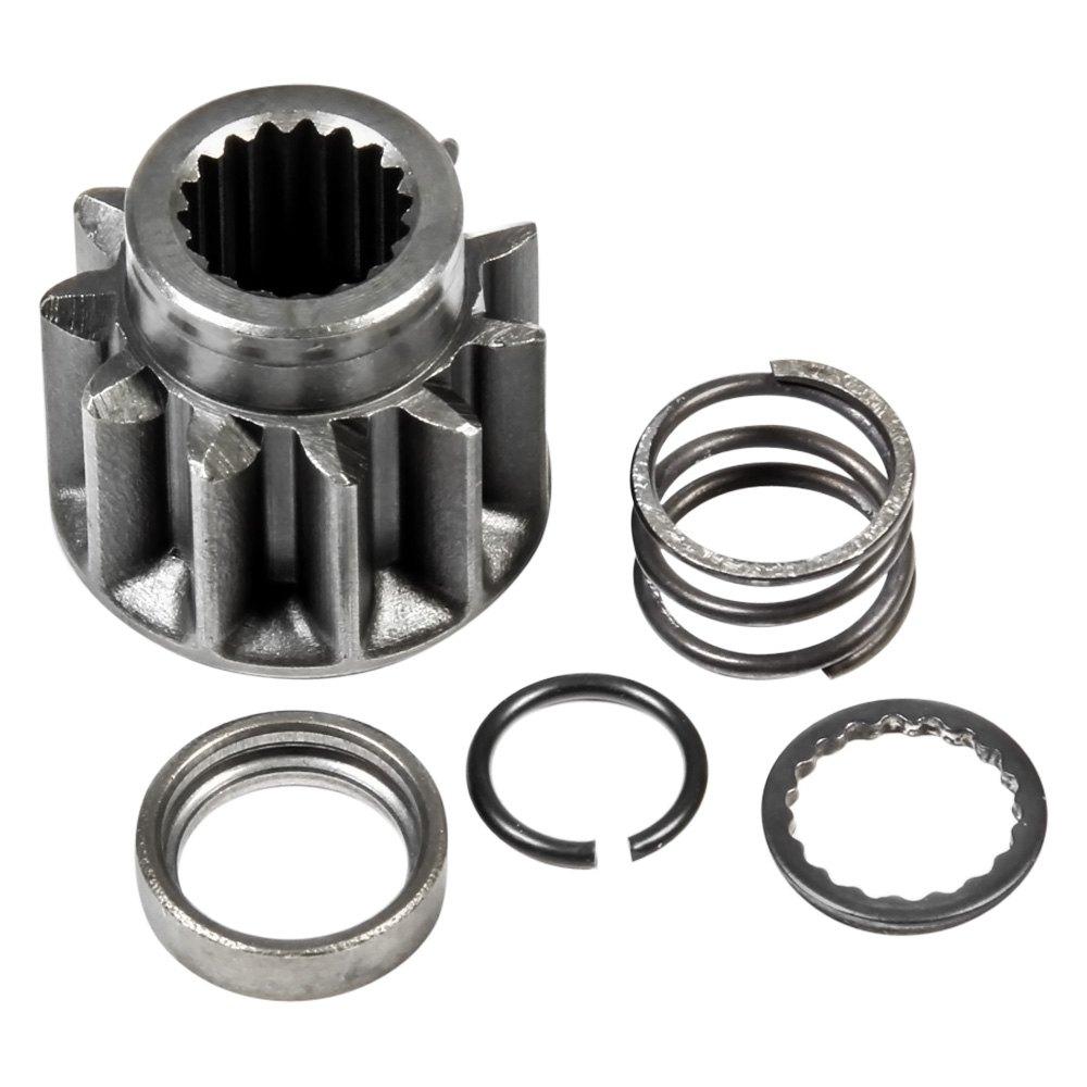 Powermaster replacement starter pinion gear for Starter motor pinion gear