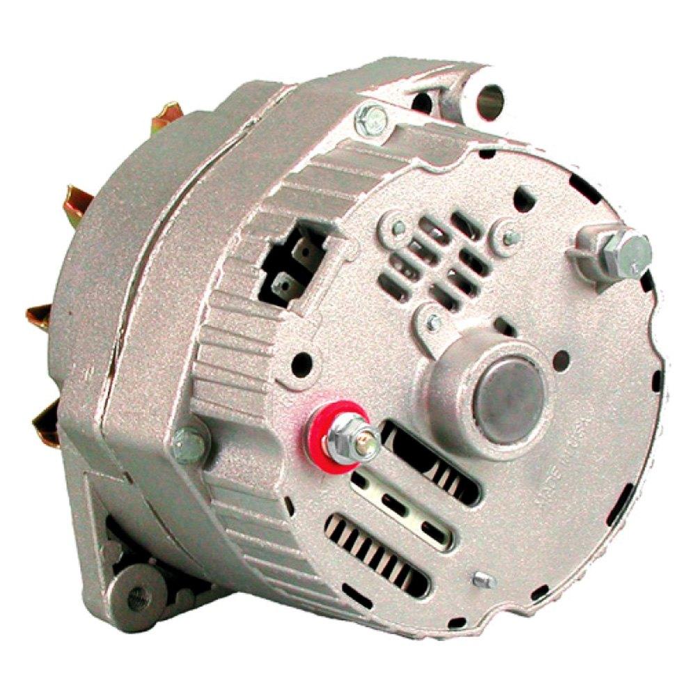10si Alternator Wiring Basic Guide Diagram Gm Si Powermaster U00ae 7127 Style With Amp Meter On Farmall Cub
