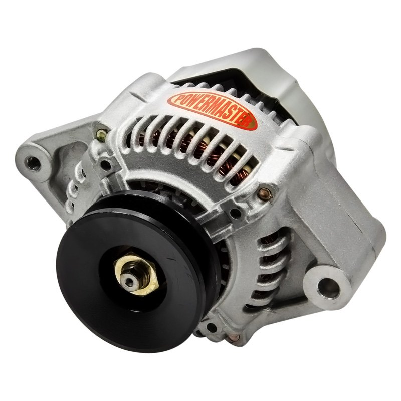powermaster 174 8102 110mm denso style race alternator