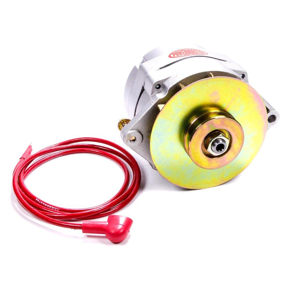 Powermaster® 47294 - Delco 140amp Alternator 1 Wire
