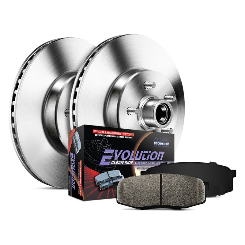 Autospecialty KOE4396 1-Click OE Replacement Brake Kit