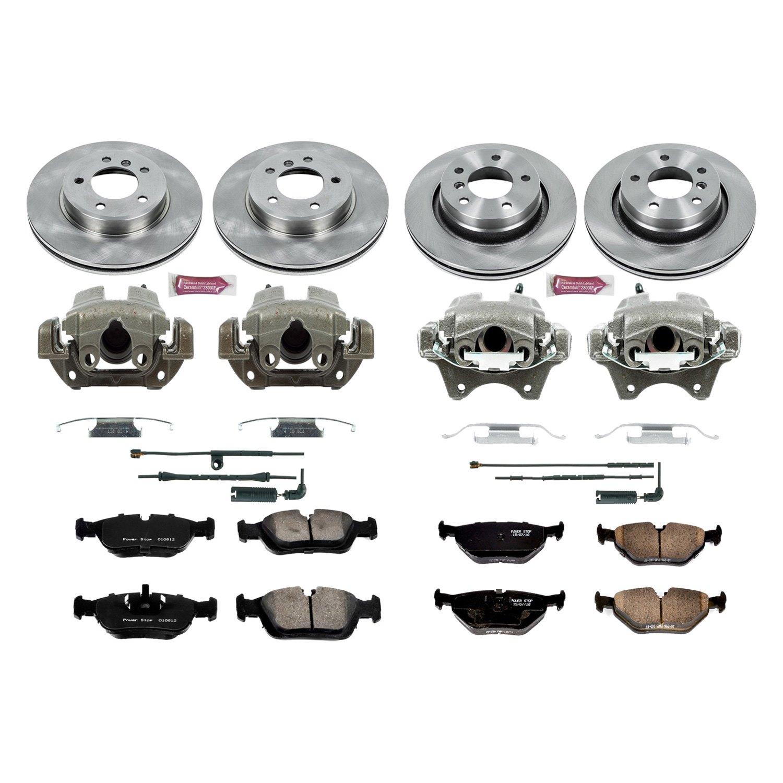 Bmwplain: For BMW 325Ci 01-06 Brake Kit KC871 1-Click Autospecialty