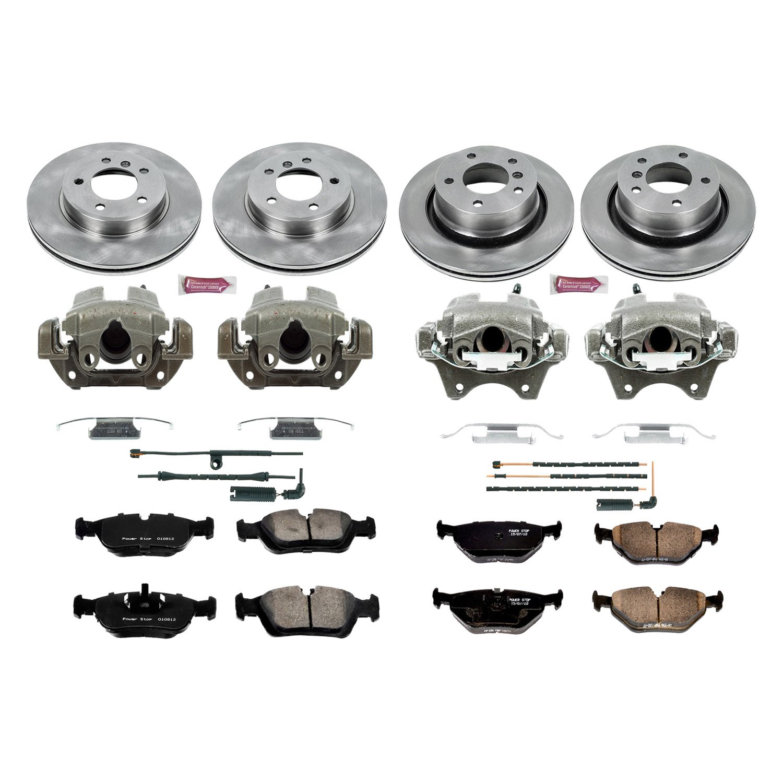 Bmw Z4 Brake Pad Replacement: BMW Z4 3.0i 2003 1-Click Autospecialty OE