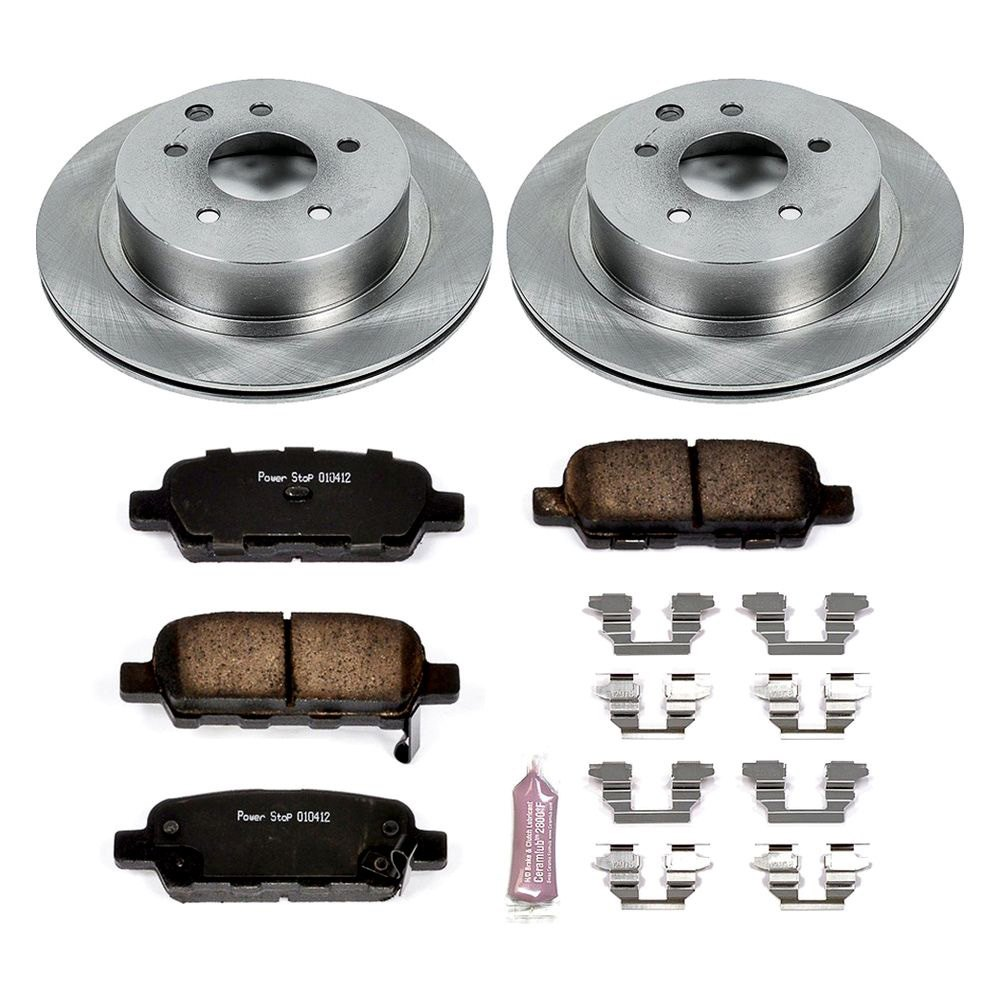 Power Stop L2710 Front Left Autospecialty Stock Replacement Caliper