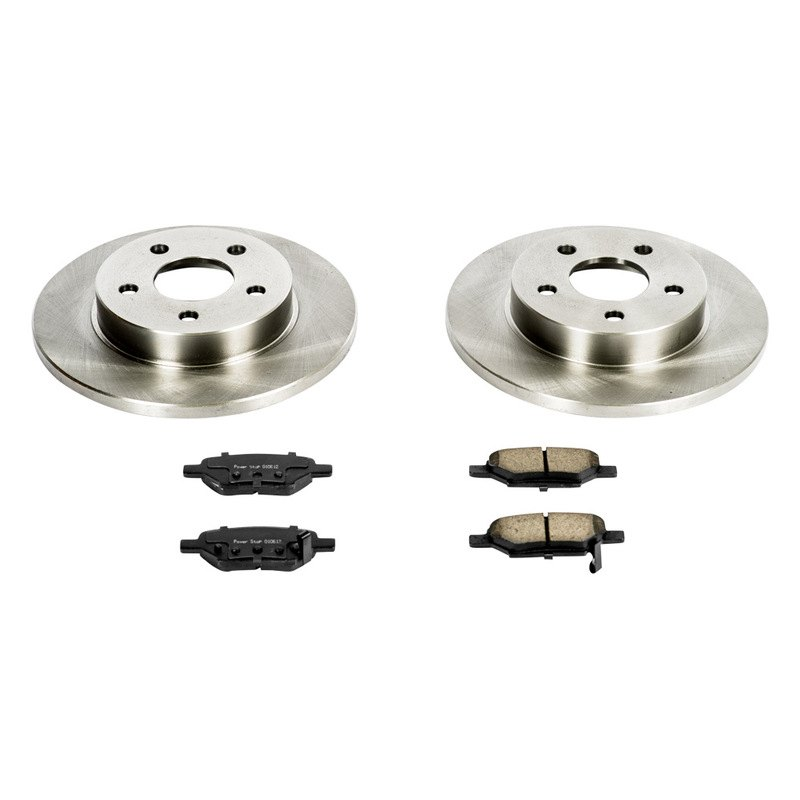 1-Click OE Replacement Brake Kit Autospecialty KOE1618