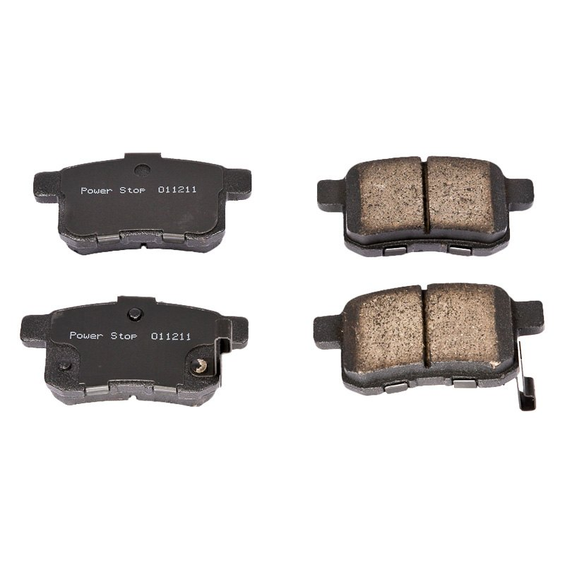 Cost To Replace Rear Brake Pads Honda Accord