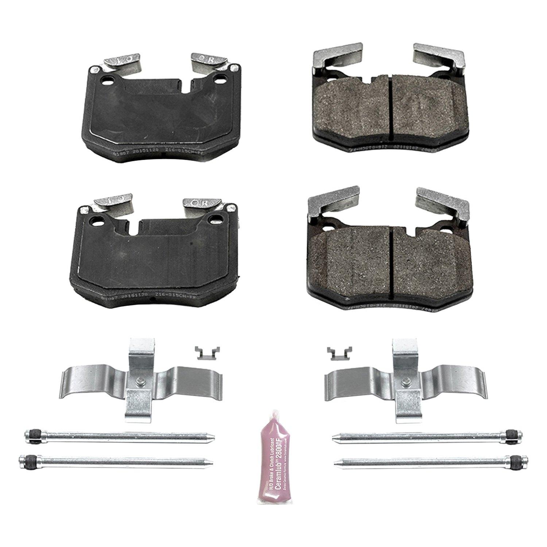 Lexus Brake Pads: For Lexus GS F 16-18 Brake Pads Z23 Evolution Sport