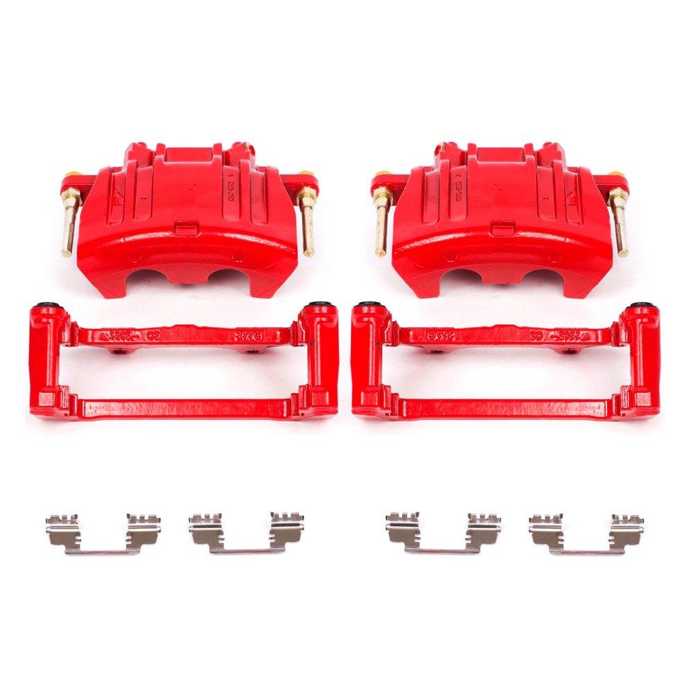 Performance Brake Calipers : Power stop chrysler performance brake calipers