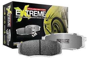 Power Stop Z26 Extreme Performance New Formulation Brake Pads