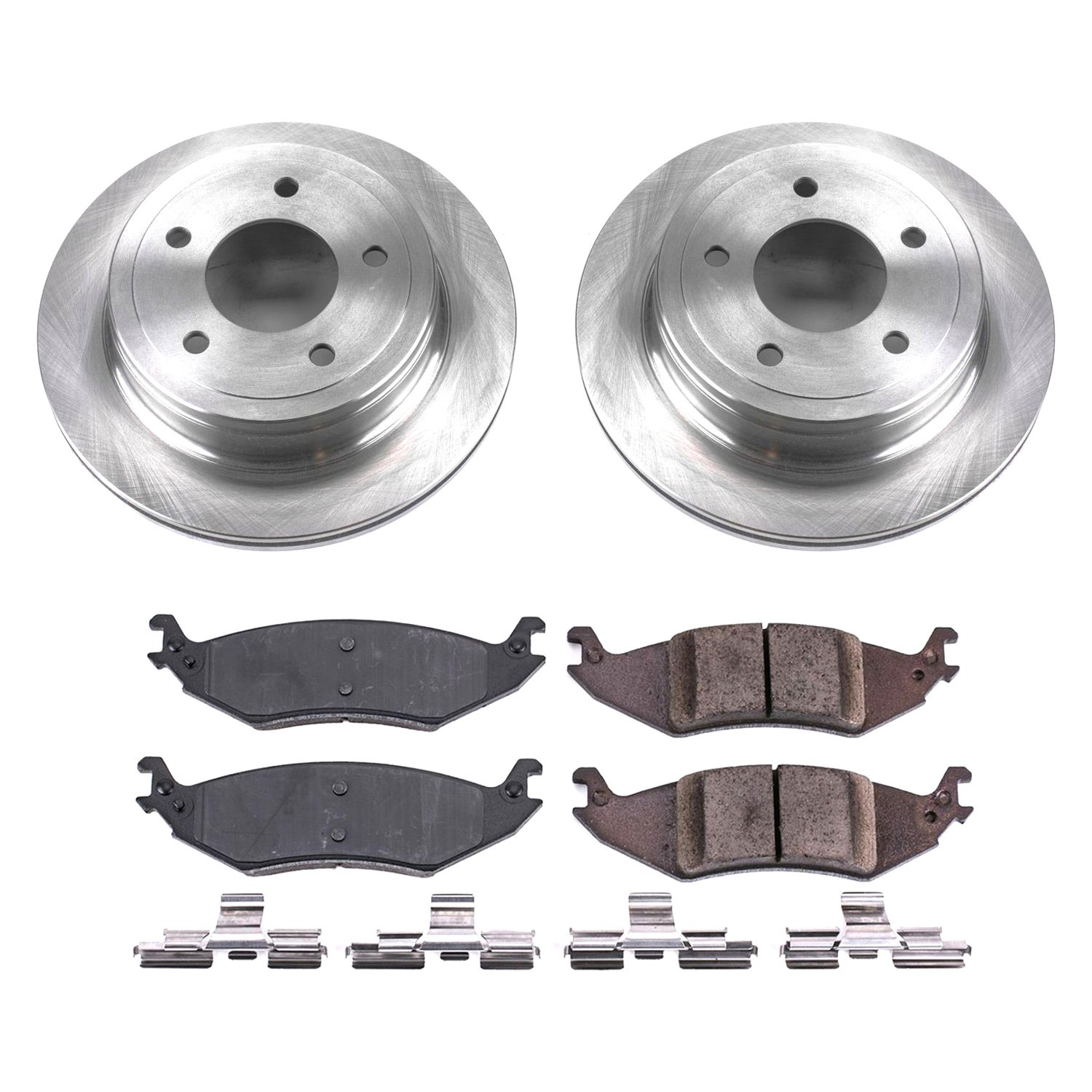 Front Ceramic Brake Pads For 2007 2008 2009 2010-2013 Acura MDX Performance