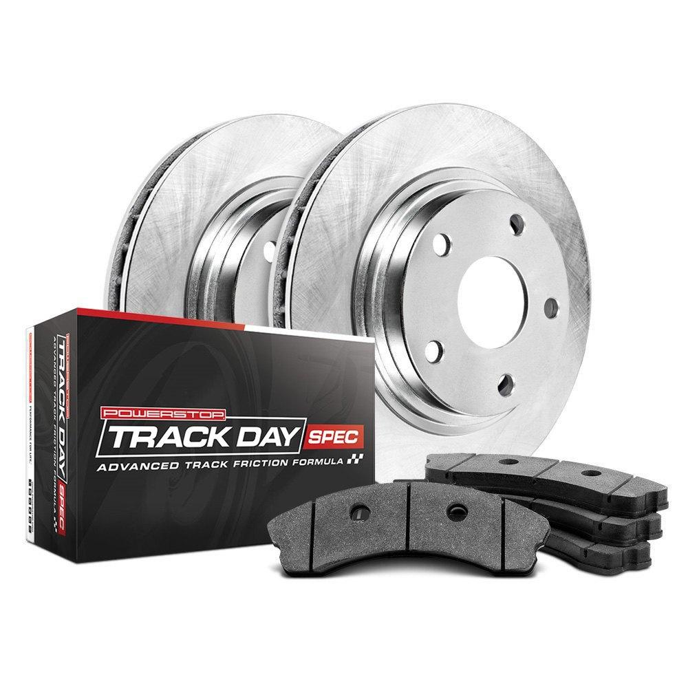 Power Stop TDSK4732 Track Day Spec Kit