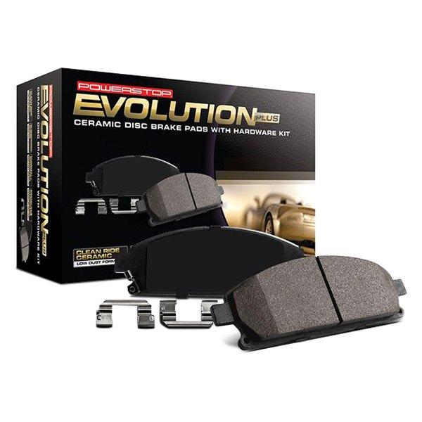 Power Stop 17-228 Z17 Evolution Plus Brake Pad