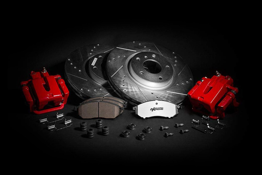 Power Stop™ | Performance Brake Kits, Pads, Rotors, Calipers