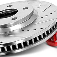 PowerStop® - Drilled and Slotted Rotors