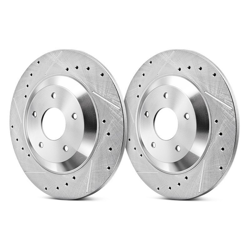 For Toyota Prius 2019 Power Stop Autospecialty Rear Drum Brake Shoes