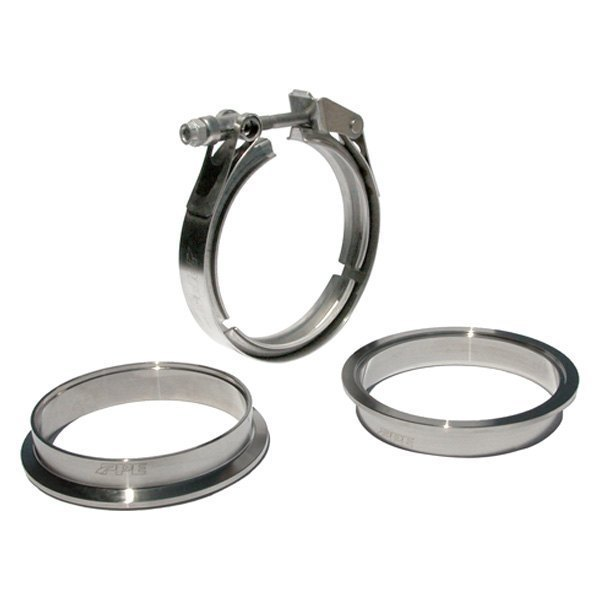 PPE® 517140003 - Stainless Steel Quick Release V-Band Set