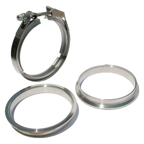 PPE® 517150003 - Stainless Steel Quick Release V-Band Set