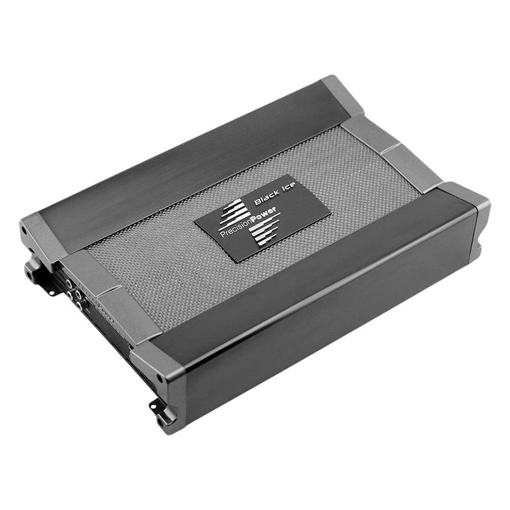 precision power ice26001d black ice series class d mono 2600w amplifier. Black Bedroom Furniture Sets. Home Design Ideas