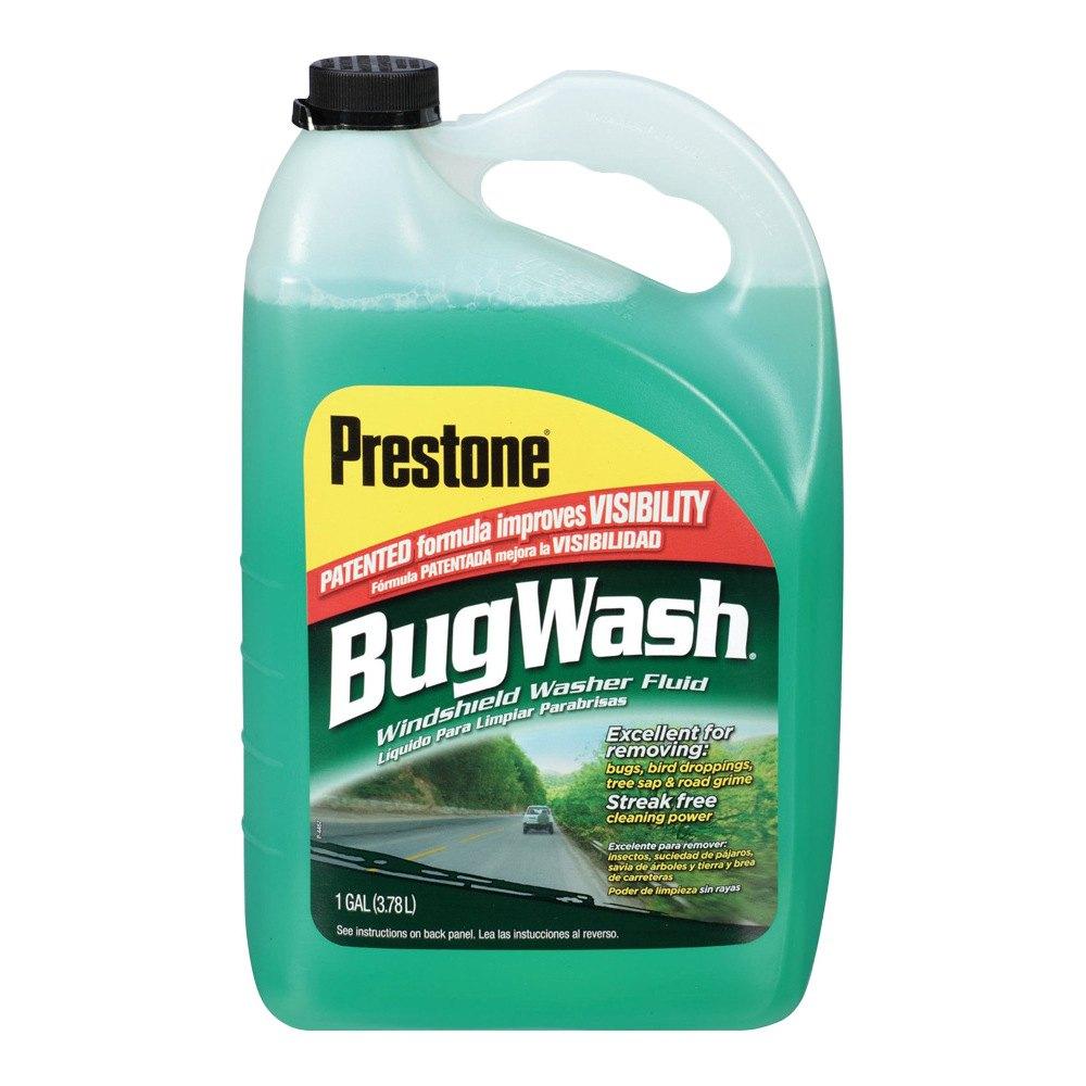 Prestone As 257 Bug Wash Windshield Clean