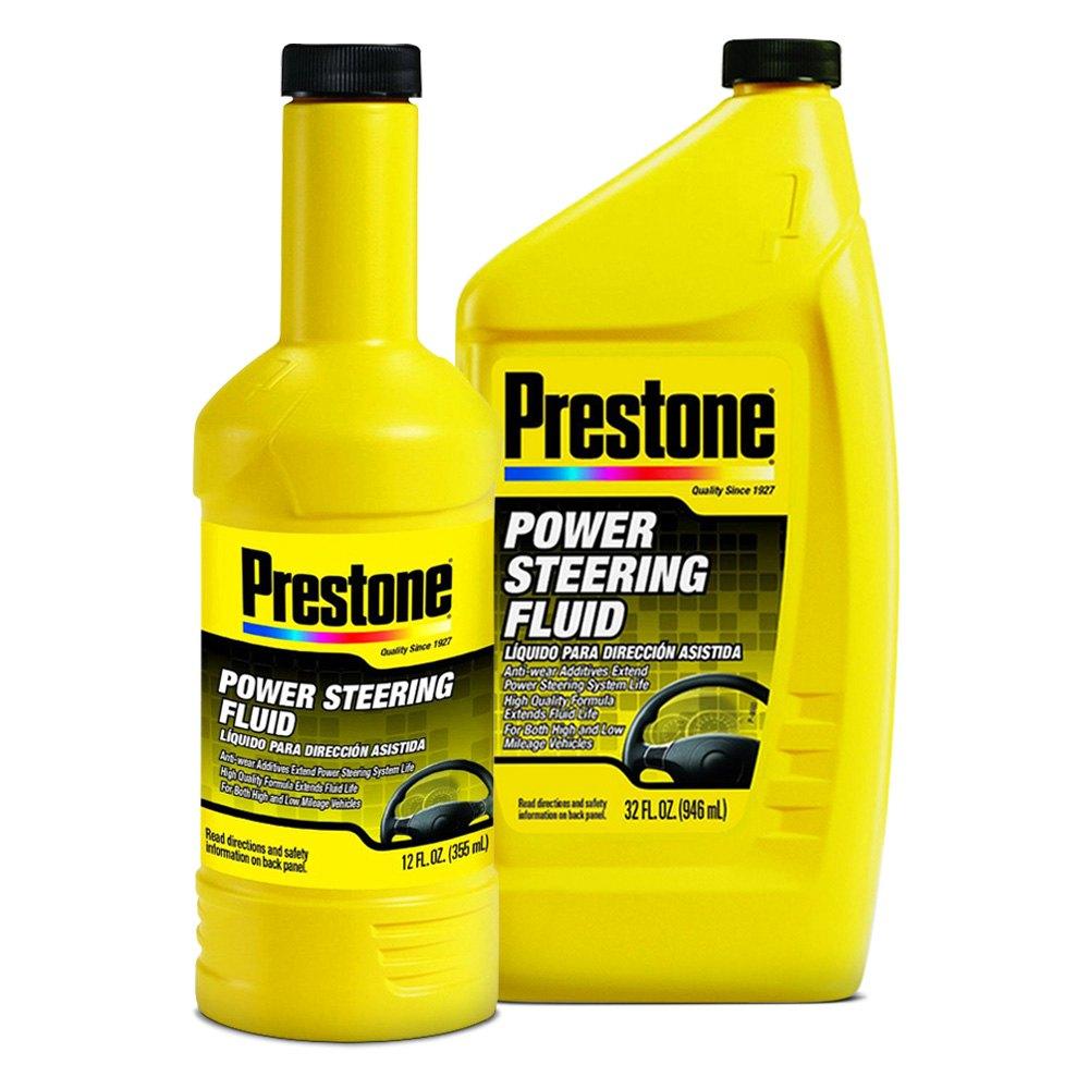 Prestone 174 Power Steering Fluid