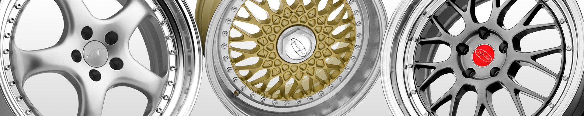 Universal PRIVAT WHEELS & RIMS